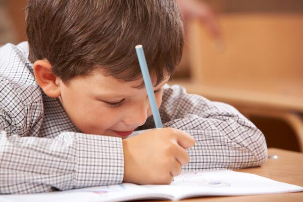 Кому с трудом дается первый класс?