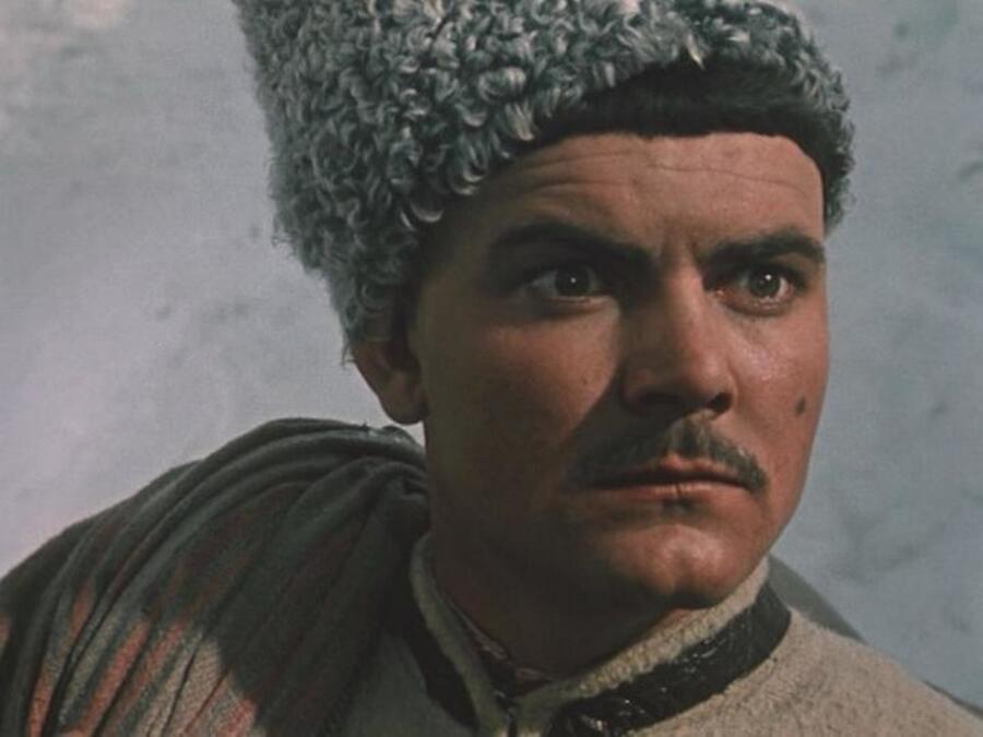Кадр из фильма «Вечера на хуторе близ Диканьки», 1962 г.