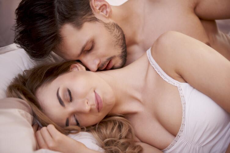 Абсолютной нормой было то, что первым об интимном желании должен был заговорить мужчина