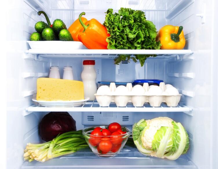 Все продукты должны быть упакованы, не держите их открытыми!