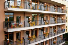 Дома в Болгарии имеют обычно три-пять этажей