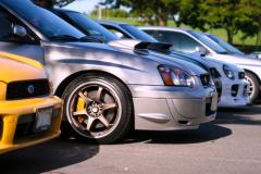 «Связка» Subaru Imprezas