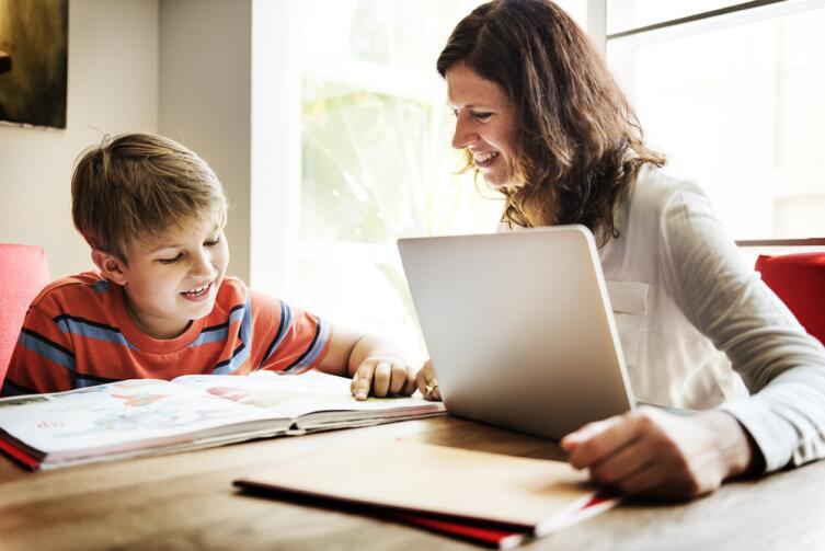 Учите ребенка находить ответы на вопросы