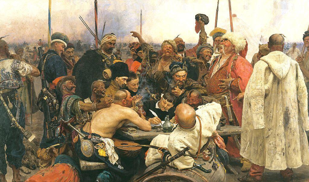 Для чего казаки носили в ушах серьги?