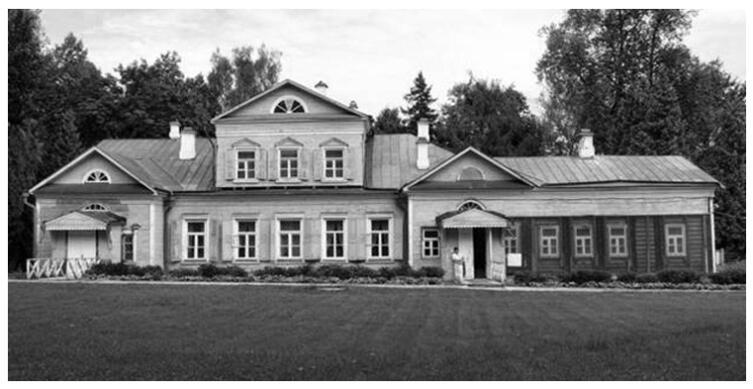 Усадьба Аксакова Абрамцево