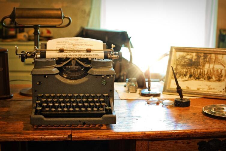 Садимся и пишем!