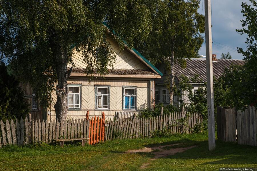 Есть ли жизнь в российской глубинке? Путешествуем по Ленобласти