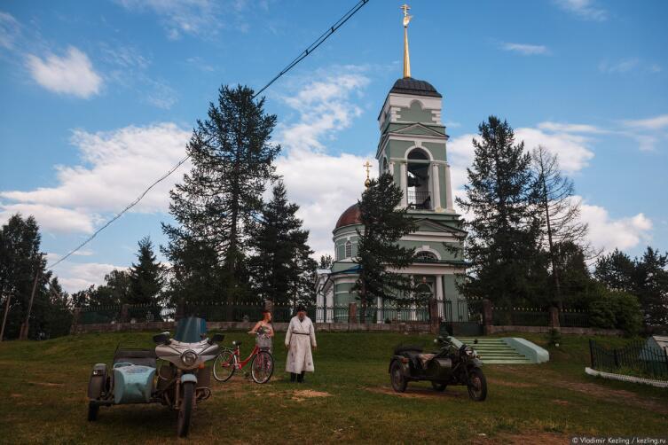 Петропавловская церковь, середина XIX века