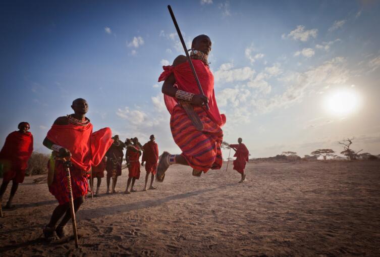 Напиток DOP употребляли африканские жители
