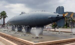 Как организована связь на подводных лодках?