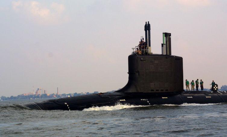 SSN-774 Вирджиния, американская атомная подлодка типа «Вирджиния»