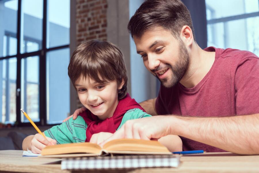 Домашнее задание. Как помочь ребенку учиться?