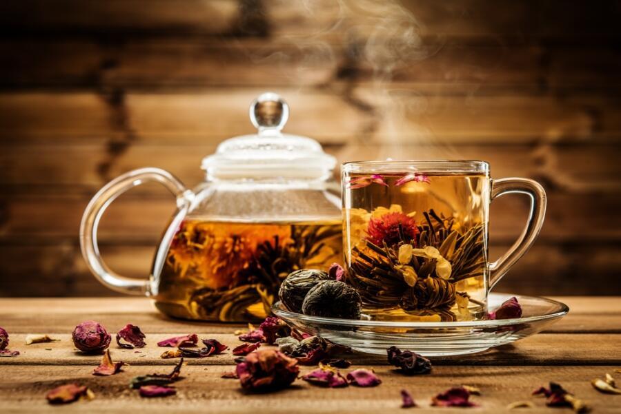 Какой чай пьют в разных странах?