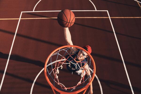 Как стать баскетболистом? Советы бывалого папаши