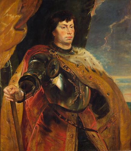 Карл Смелый, герцог Бургундский