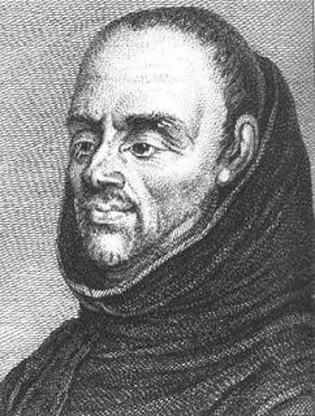 Шарль Плюмье был монахом