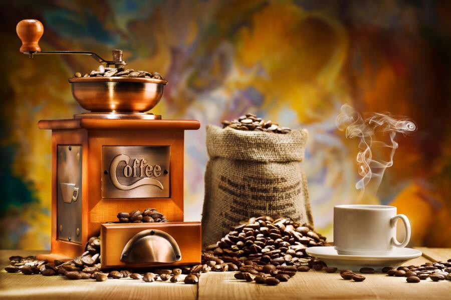 Раритетные давности. Каким был кофе Мокко «Красного Октября»?