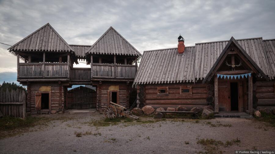 Музей живой истории «Стрелецкий острог»