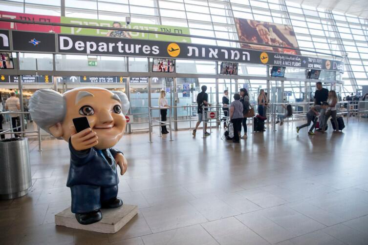 Бен-Гурион, аэропорт и человек