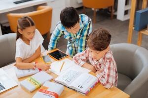 Как помочь своему ребёнку в учебе? Иностранные языки и не только...