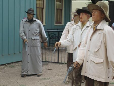 Банда ковбоев в О.К. Коррале