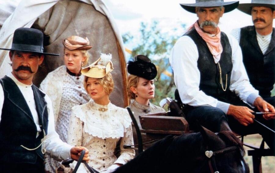 Кадр из фильма «Тумстоун: Легенда Дикого Запада»