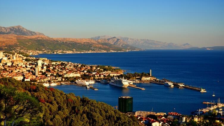 Гавань Сплит, Хорватия