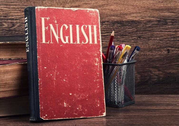 Словарь должен быть объемным, литература - интересной