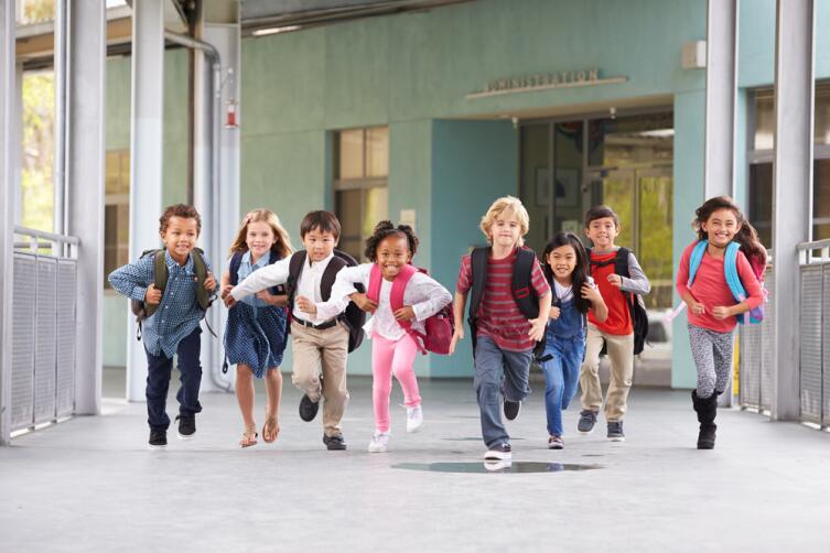 В начальной школе главное - комфорт ребенка