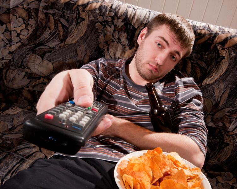 Меньше пива, дивана, телевизора и отношения будут крепче!