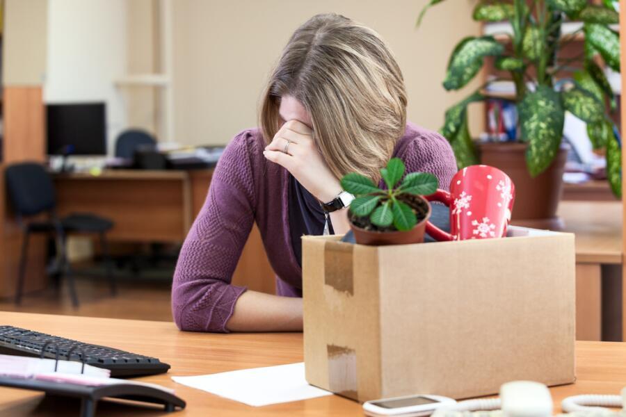 Что делать тем, кто боится потерять работу?