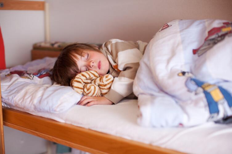 Важно наладить полноценный сон