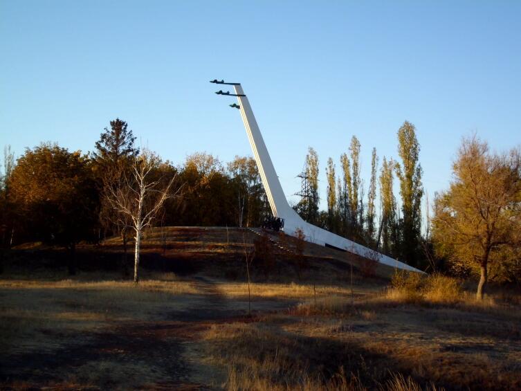 Памятник воинам Второй Воздушной армии
