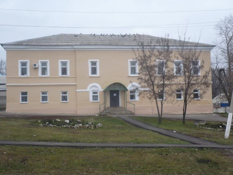 Здание присутственных мест 1833 года постройки