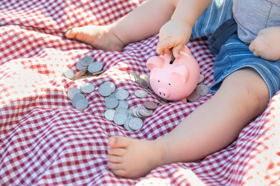Как воспитать богатого ребенка, если вы сами не богаты?