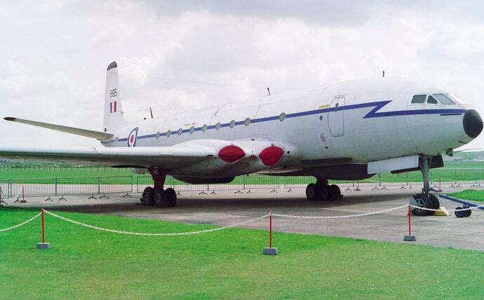 Самолет Де Хевилленд DH.106 «Комета»
