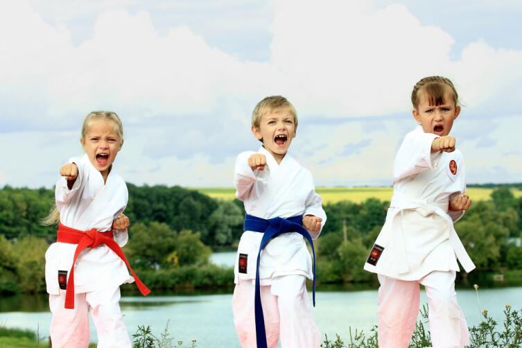 Очень полезны занятия айкидо для детей с СВДГ