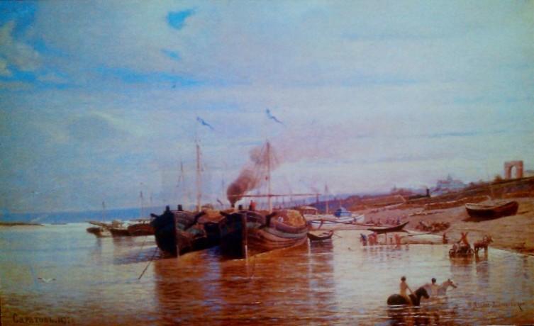 М. И. Доливо-Добровольский, «Саратов», 1877 г.