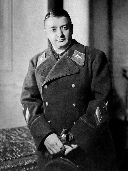 Маршал Тухачевский, 1936 г.