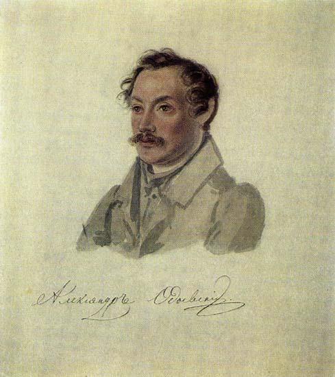 Николай Бестужев,