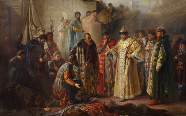 Как Иван Грозный выбирал себе преемника?