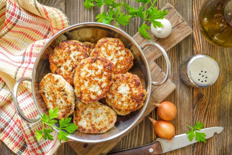 С чего начать учиться готовить новоиспеченной жене?