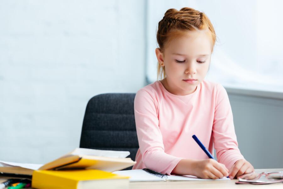 Учиться легко! Как изжить страх словарных слов?