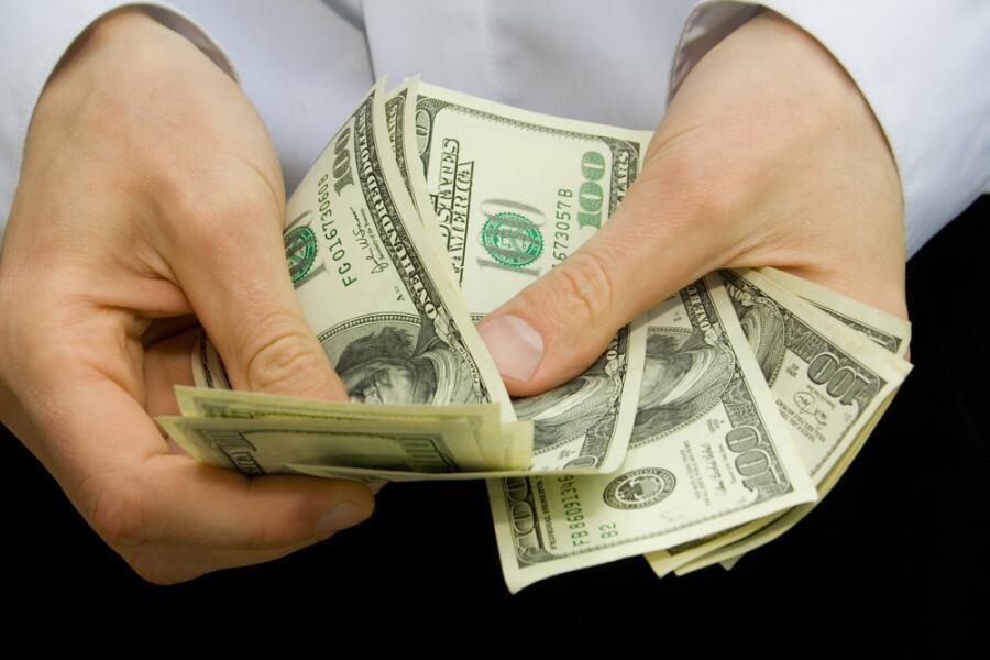 Мойте руки с мылом после того как трогали деньги!