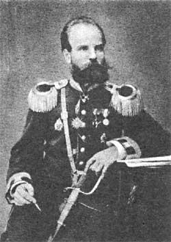 Павел Яковлевич Пясецкий