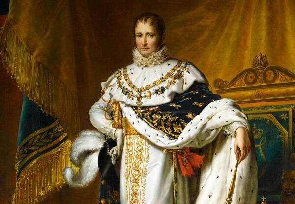 Королем каких государств был старший брат Наполеона, и что из этого вышло?