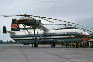 Какой вертолет - самый уникальный в мире?