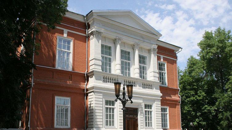 Радищевский музей в Саратове