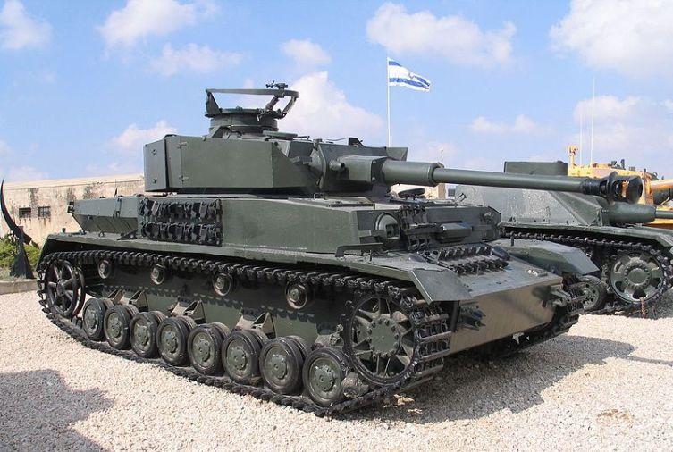 Танк Panzerkampfwagen IV или Т-IV