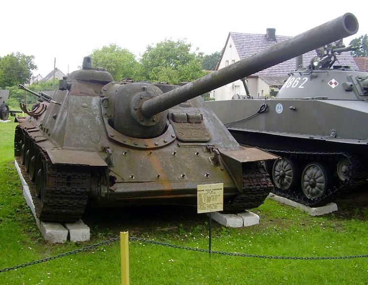Истребитель танков СУ-85
